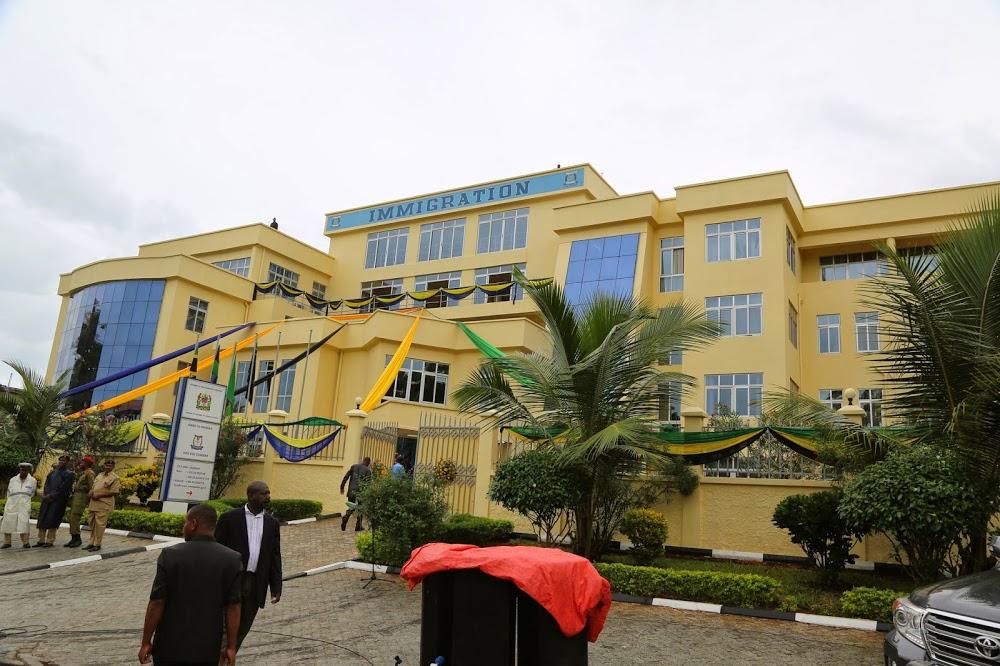 ZANZIBAR - HEAD OFFICE